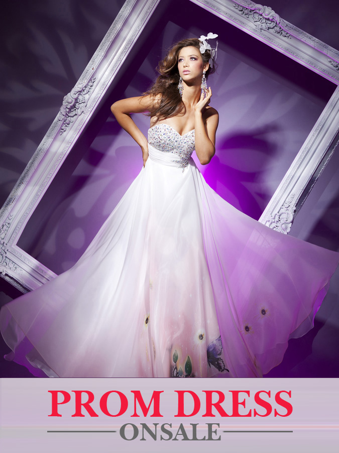 Pale Pink Strapless Sweetheart Empire Floor Length A Line Prom Dresses With Sequins